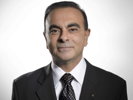 Renault Präsident Carlos Ghosn (Bild: Renault)