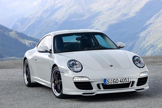 Porsche mit Kurzarbeit in Zuffenhausen, aber guten Ideen auf der IAA: Der Porsche 911 Sport Classic (Bild: Porsche)