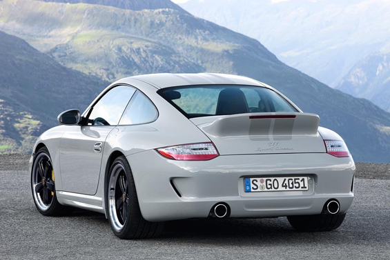 Porsche 911 Sondermodell: Porsche 911 Sport Classic (Foto: Porsche)