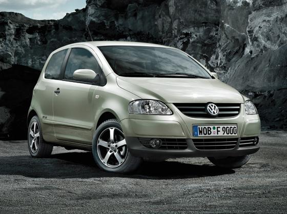 In Deutschland versucht Volkswagen, den Vertrieb über Sondermodelle wie den Fox Style zu beleben (Foto: Volkswagen)
