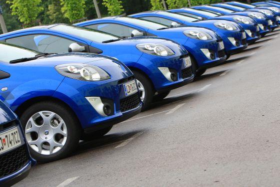 Renault profitierte in 2009 überdurchschnittlich stark von der Abwrackprämie (Foto: Renault)