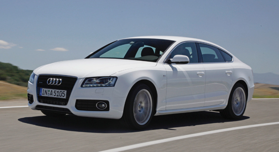 Audi A5 Sportback (Foto: Audi)