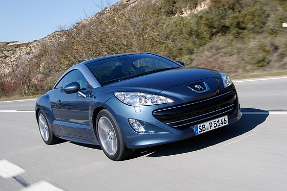 Peugeot Coupé RCZ