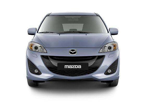 Mazda5 Frontansicht