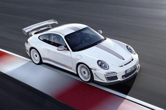 Porsche 911 GT3 RS4