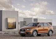 Audi hat auch im August seinen weltweiten Wachstumskurs fortgesetzt: Mit rund 125.300 Automobilen stieg der Absatz um 5,6 Prozent. Seit Jahresbeginn entschieden sich damit rund 1.138.700 Kunden für einen Audi, plus 10,5 Prozent. Besonders stark legten die Vier Ringe im August in Nordamerika zu, plus 22,6 Prozent gegenüber dem Vorjahresmonat. Hier im Bild der Audi Q3. (Foto: Audi AG)