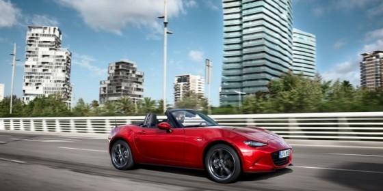 Mazda mit neun Prozent Zulassungsplus im ersten Quartal 2016