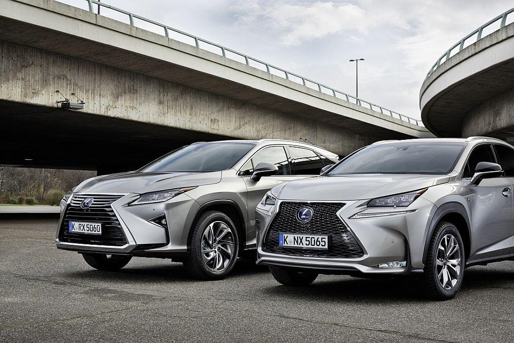 Lexus RX und NX