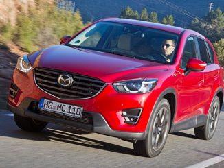 Das Modellportfolio von Mazda scheint bei den Kunden gut anzukommen. Mazda wächst zur Zeit schneller als der Markt. Im Foto der Mazda CX-5. (Foto: Mazda)