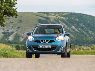 Die Zulassungszahlen für den neuen MIcra steigen, kommen aber noch nicht an die des Qashqai heran. (Foto: Nissan)