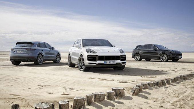 Erfolgreiches Jahr 2019 für Porsche